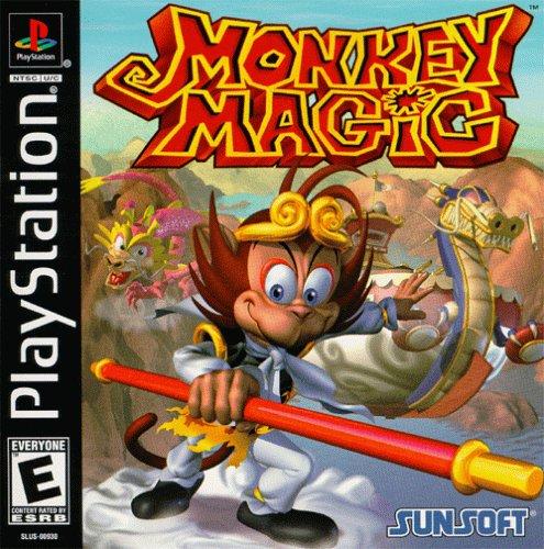 Monkey Magic [NTSC-U] ISO